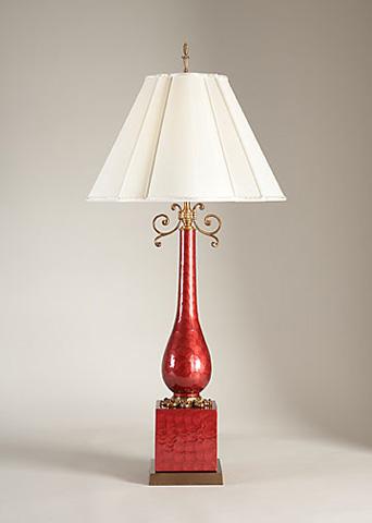 Chelsea House - Powell Enamel Console Lamp - 68177