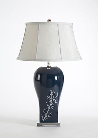 Chelsea House - Genoa Ceramic Lamp - 68263