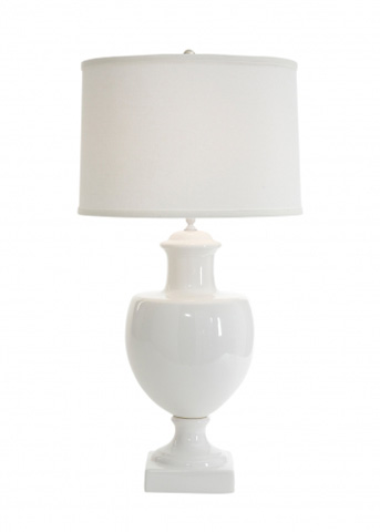 Image of Greenwich Ceramic Lamp