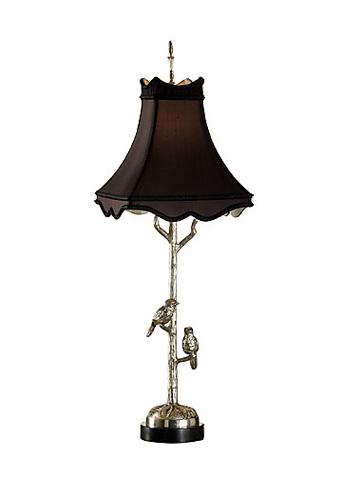 Chelsea House - Two Bird Tree Lamp - 68425