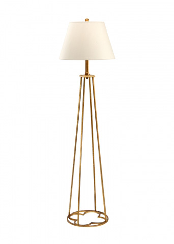 Chelsea House - Club Floor Lamp - 68440