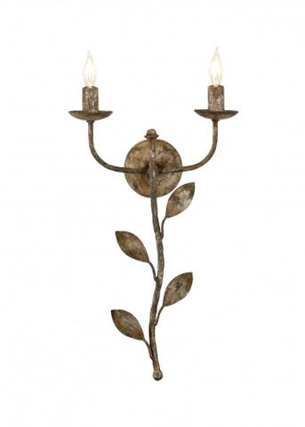 Chelsea House - Botanical Leaf Sconce - 68472