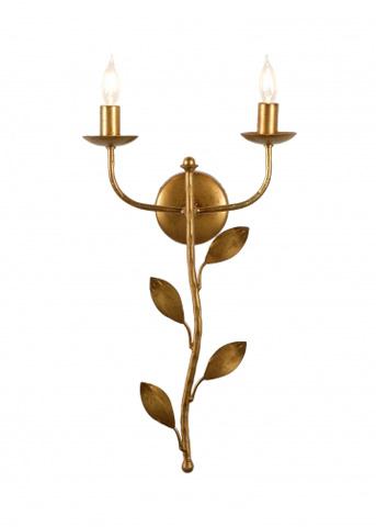 Chelsea House - Botanical Leaf Sconce - 68473
