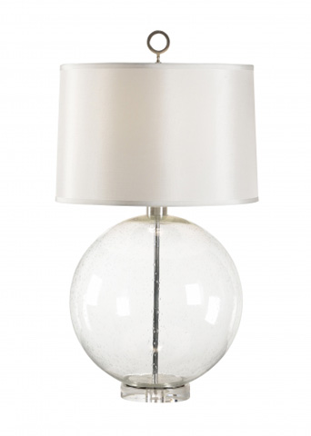 Chelsea House - Bubble Glass Sphere Lamp - 68527