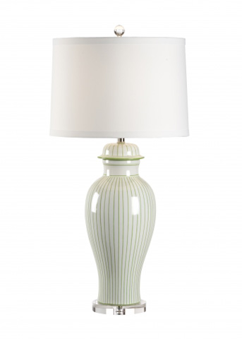 Chelsea House - Castle Urn Lamp - 68668