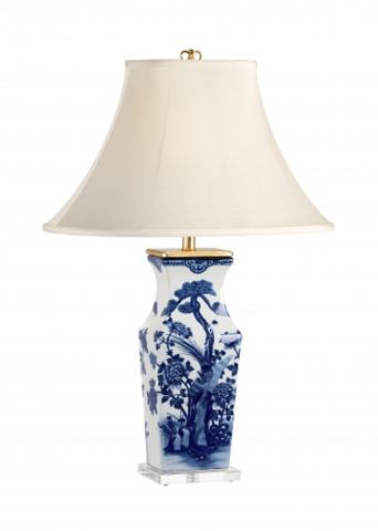 Chelsea House - Paradise Lamp - 68696