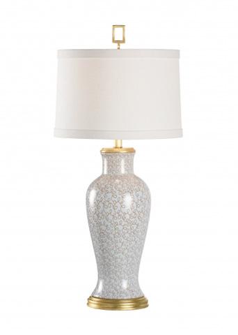 Image of Swirl Vase Lamp
