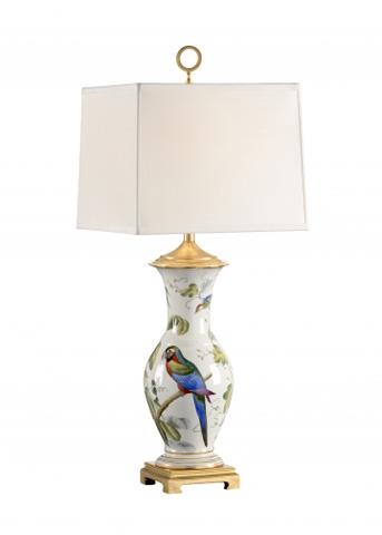 Chelsea House - Chelsea Bird Base Lamp - 68726