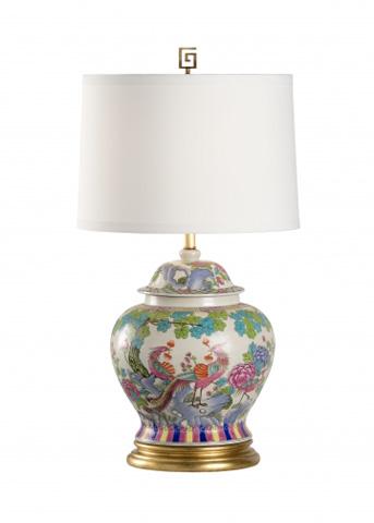 Chelsea House - Shantou Urn Lamp - 68732