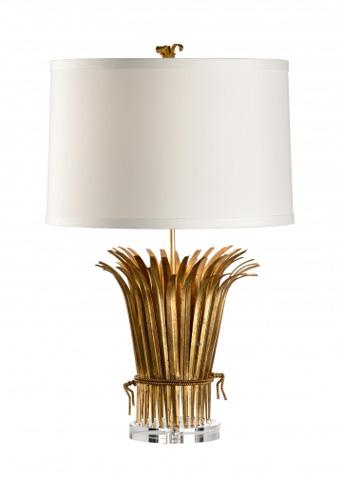 Chelsea House - Leaf Lamp - 68759