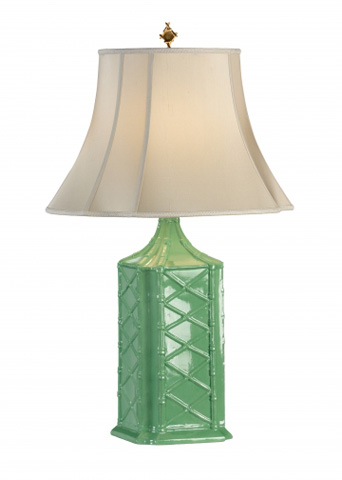 Chelsea House - Stanton Lamp in Green - 68787