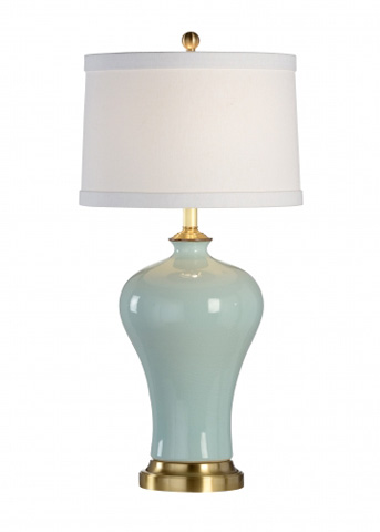 Chelsea House - Viceroy Mint Lamp - 68797
