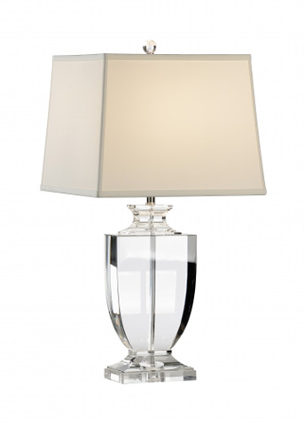 Image of Durham Crystal Lamp