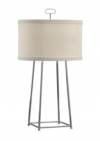 Image of Howell Lamp in Silver