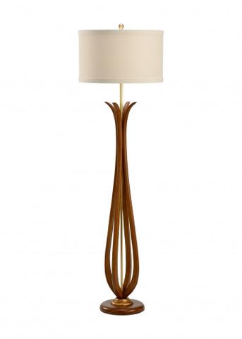 Chelsea House - Tulip Floor Lamp - 68824