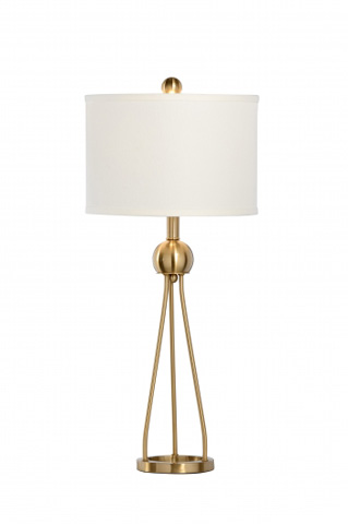 Chelsea House - Duncan Lamp in Brass - 68877
