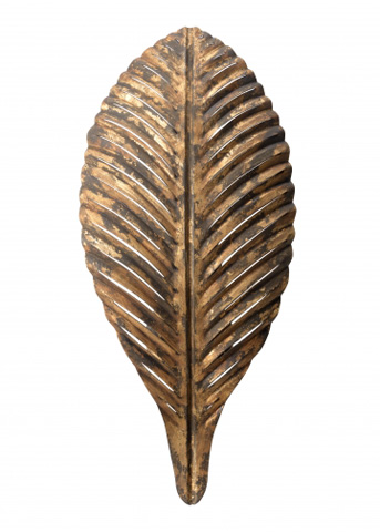Chelsea House - Palm Leaf Sconce - 68932