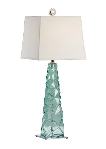 Chelsea House - Watson Lamp in Green - 68941
