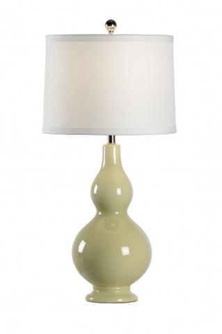 Chelsea House - Harden Lamp in Celadon - 68974