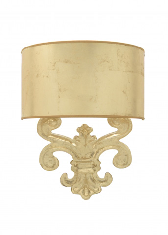 Chelsea House - Sanders Sconce in Gold - 68997