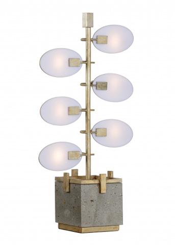 Chelsea House - Oval Stem Lamp - 69017