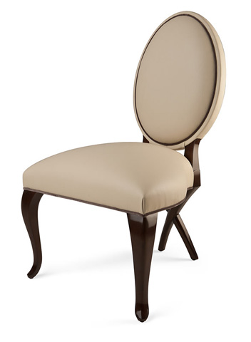 Image of Ovale Side Chair