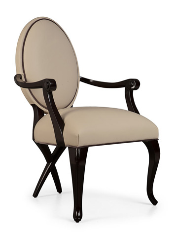 Christopher Guy - Ovale Arm Chair - 30-0095