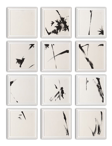 Christopher Guy - Brise D'ete Wall Pieces - 46-0382