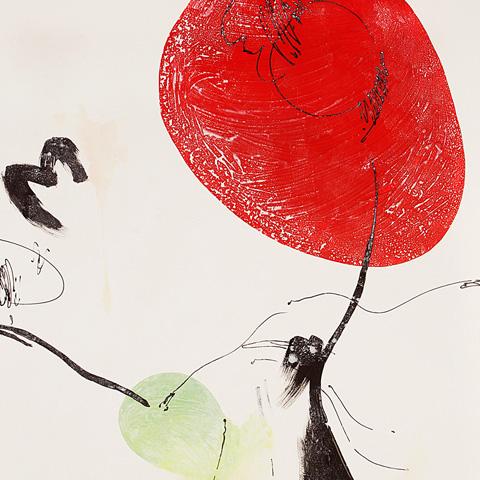 Christopher Guy - Soleil Rouge Art - 46-0394