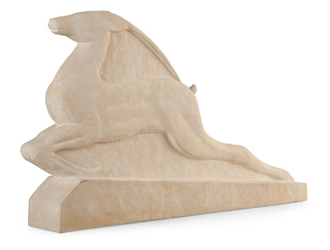 Christopher Guy - Antelope Sculpture - 46-0406