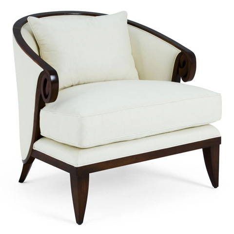 Christopher Guy - Biarritz Chair - 60-0039