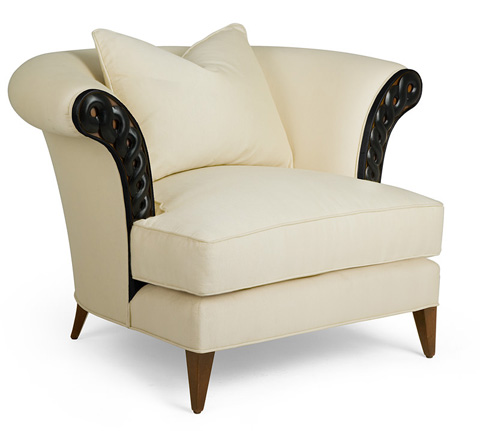 Christopher Guy - Marcia Chair - 60-0044