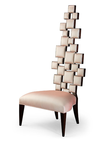 Christopher Guy - Cubisim Chair - 60-0223