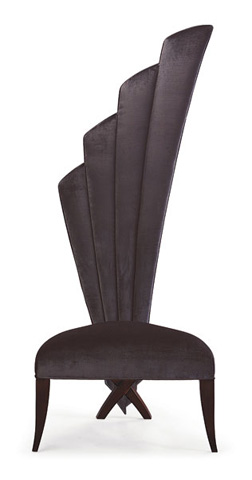 Christopher Guy - Lucia Droite Chair - 60-0232