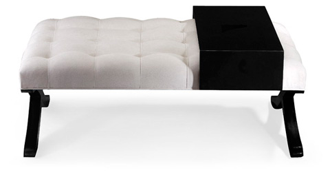Christopher Guy - French Connection Ottoman Table - 60-0244