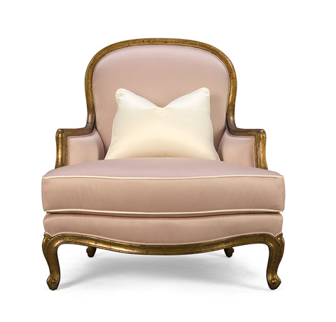 Christopher Guy - Champagne Bergere Chair - 60-0327