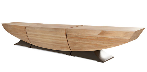 Christopher Guy - Le Chaland Bench - 60-0335