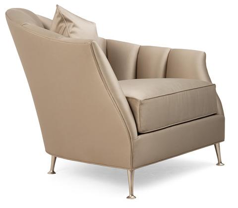 Christopher Guy - Alexandrine Gauche Chair - 60-0389