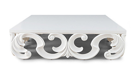 Christopher Guy - The Acanthus Coffee Table - 76-0166