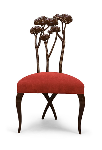 Christopher Guy - Le Jardin Dining Chair - 30-0084