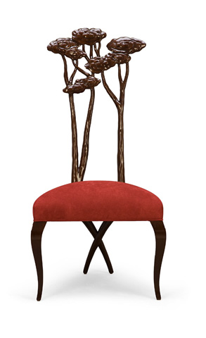 Christopher Guy - Le Jardin Dining Chair - 30-0086