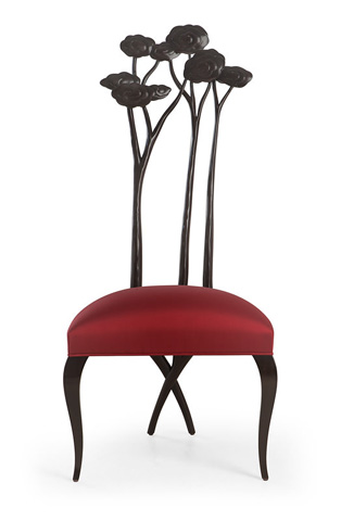Christopher Guy - Le Jardin Dining Chair - 30-0087