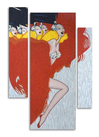 Christopher Guy - Le Lido Wall Decor - 46-0290