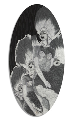 Christopher Guy - Euphoria Wall Decor - 46-0361