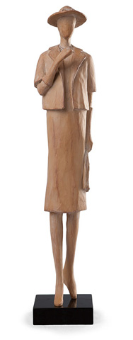 Christopher Guy - Collette Statue - 46-0429