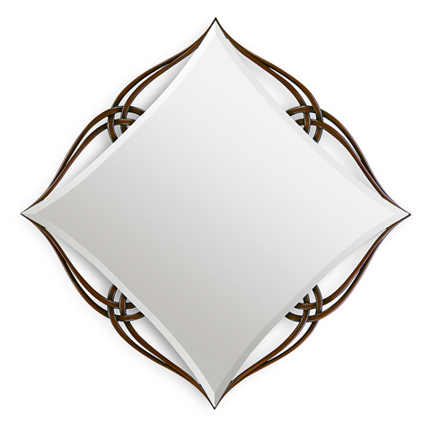 Christopher Guy - Cloverleaf Wall Mirror - 50-0181-C