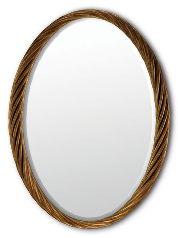 Christopher Guy - Ovum Wall Mirror - 50-1811-B