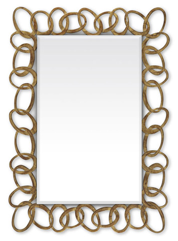 Christopher Guy - Tres Chic Wall Mirror - 50-2001-B