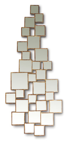 Christopher Guy - Cubic Wall Mirror - 50-2591-B