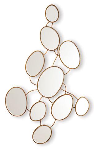 Christopher Guy - Marshmallow Wall Mirror - 50-2736-B